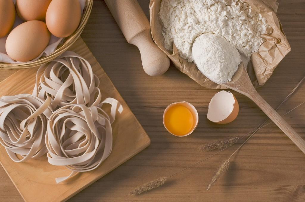farinha de casca de ovo